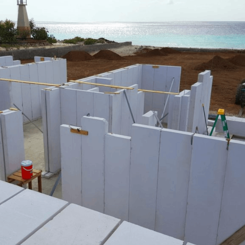 air crete project gambia